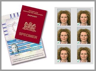 Pasfoto's